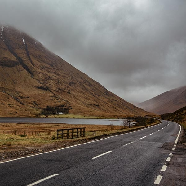 car rally scotland